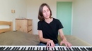 Walking in the air Nightwish piano cover