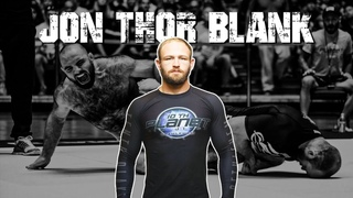 Brutal Submissions by the CJJ Champ Jon Thor Blank