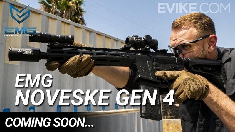 EMG NOVESKE Gen 4 - COMING SOON