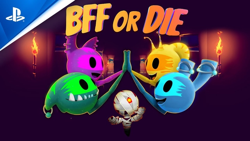 BFF or Die Launch Trailer PS4