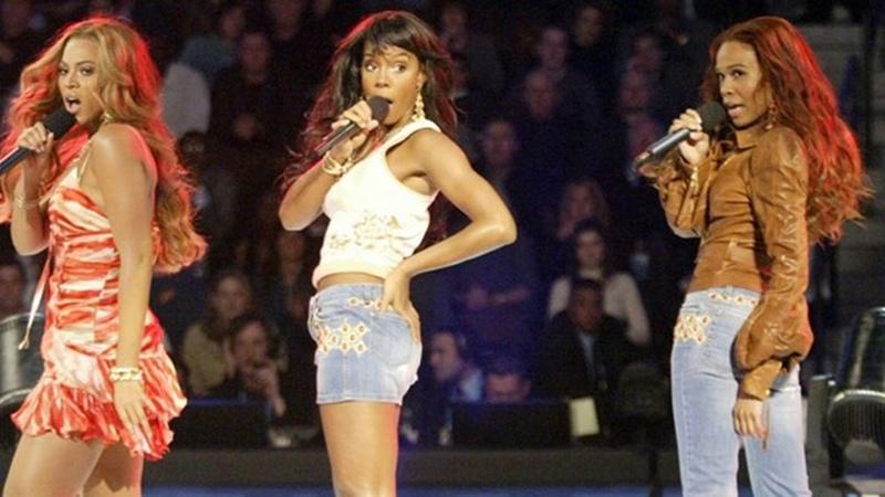 Destinys Child - Lose My Breath (Live NBA All Stars 2005) HD 720