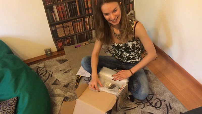 Вскрываем коробку с сокровищами