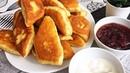 Пустышки пышки на кефире хлеб рецепт как приготовить