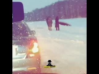ДТП на трассе Бийск - Барнаул (Инцидент Барнаул)
