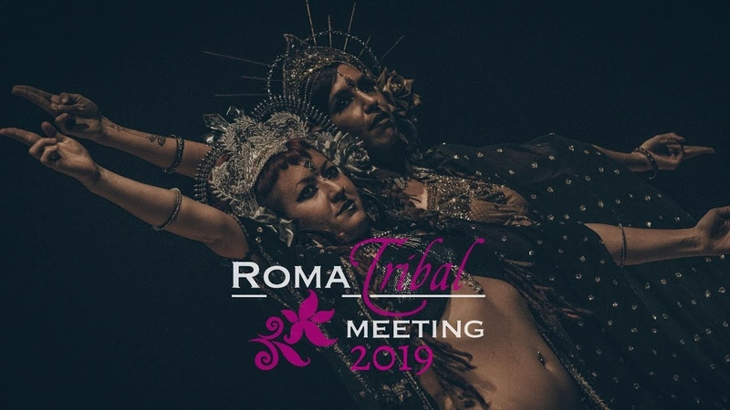 Milana @ Roma Tribal Meeting 2019