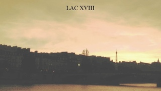 LAC XVIII - You must find the perfect place (and you mustn't jump)