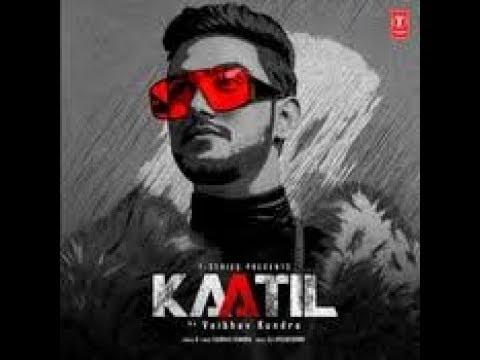 Kaatil me to gya mara/(jatin kumar ji )prodution by swami brothe's new pnjabi songs 2019