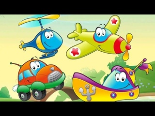 МУЛЬТИКИ Рыбалка для малышей Машинки для детей развивающие МУЛЬТФИЛЬМЫ*ДЛЯ*МАЛЫШЕЙ* ИГРУШКИ СУПЕР **