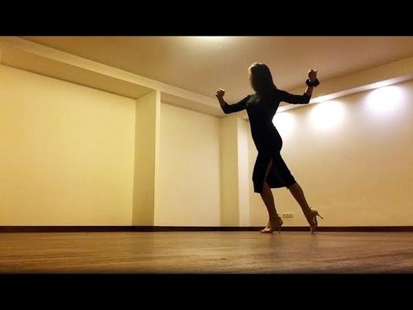Tekla Gogrichiani Tango Women's Technique 'Duerme mi niña' Biagi Almagro