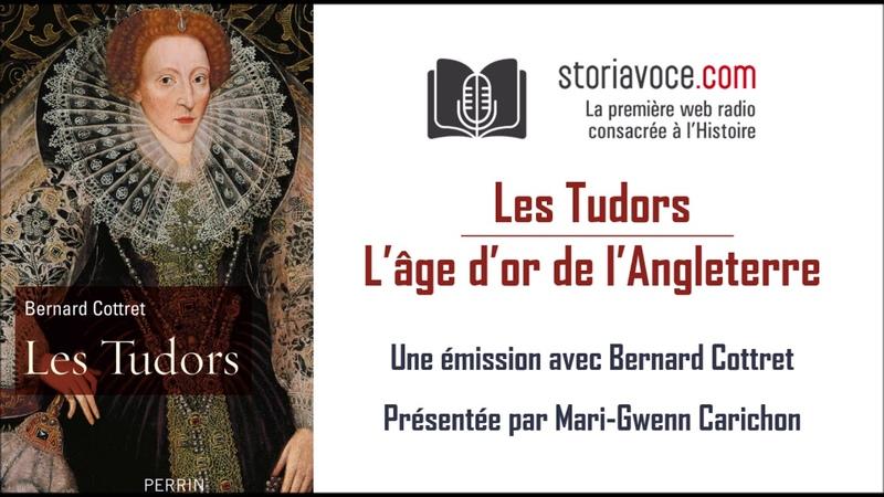 Les Tudors l'âge d'or de l'Angleterre