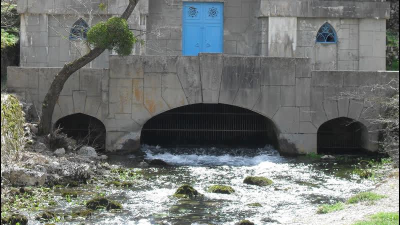Аянский источник питает водой крымскую столицу