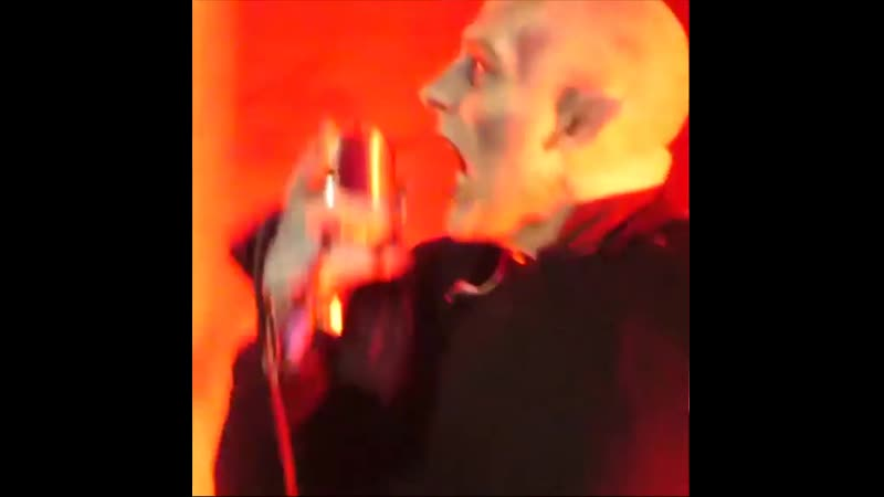 The Damned - Bela Lugosis Dead! (cover Bauhaus)