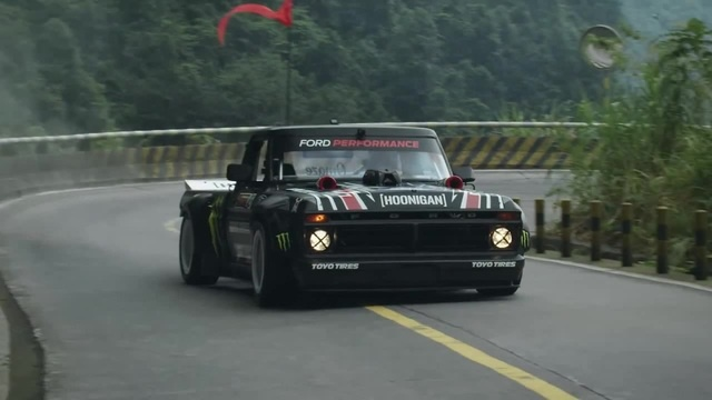 Ken Block's Drift · coub, коуб
