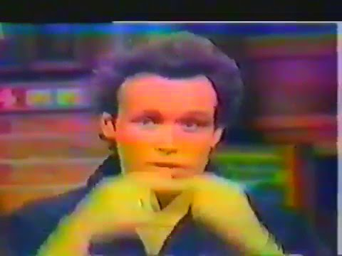 Adam Ant - Interview on MTV