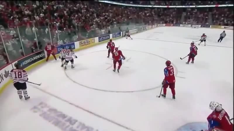 Величайшие моменты в истории сборной Канады по хоккею