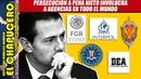 Persecución a EPN digna de Netflix: lo buscan FGR, DEA, FBI, Interpol, la UE y hasta Rusia