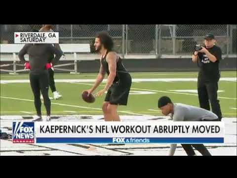Colin Kaepernick's former teammate believes all 32 teams, including his, could use quarterback