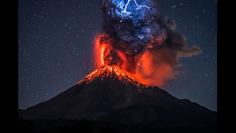 BBC Земля Мощь планеты 1 Вулканы 2007