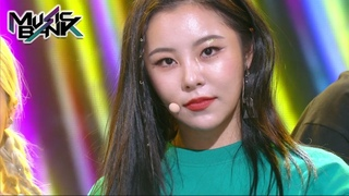 Whee In - water color (Music Bank)   KBS WORLD TV 210423