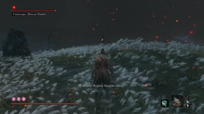 Sekiro Issin Sword Saint No damage