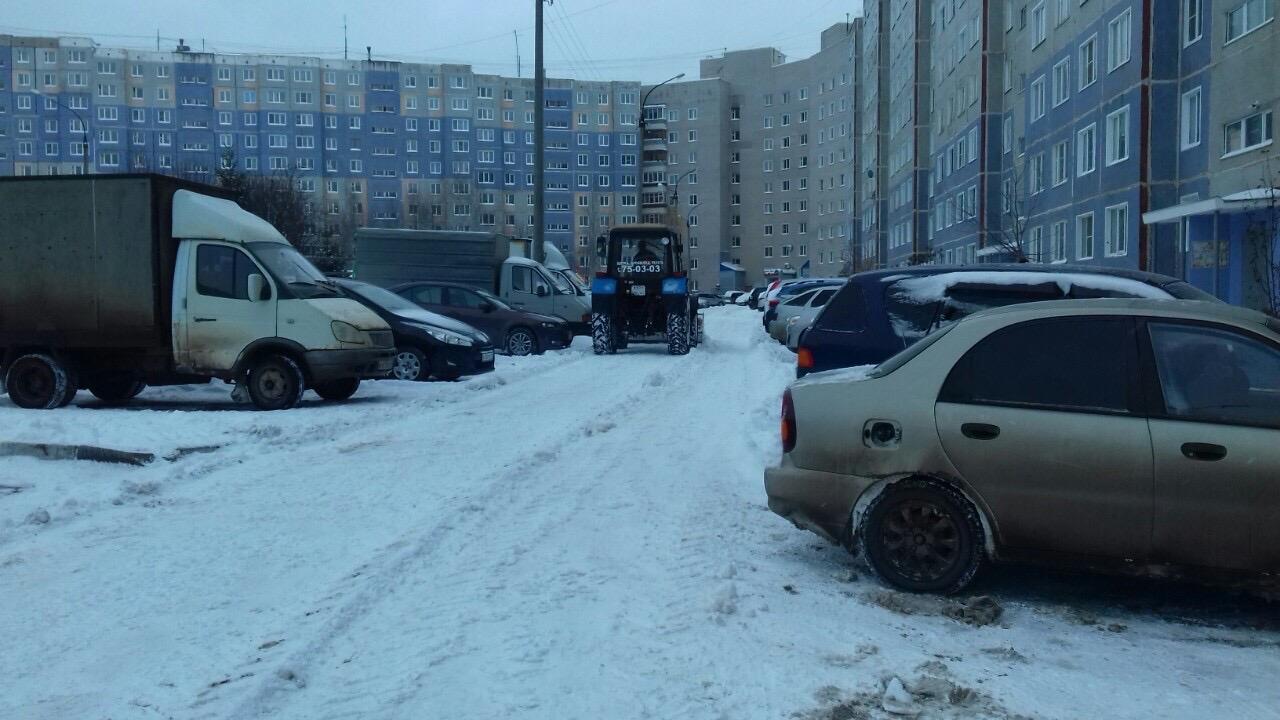 Улица Ульяновская дом 6 и дом 8