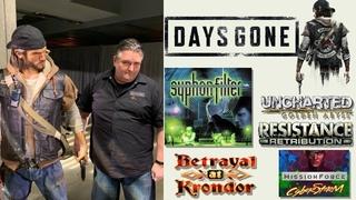 DAYS GONE DIRECTOR/CREATOR- JOHN GARVIN INTERVIEW!