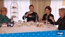 Emma B's Downton Abbey Afternoon Tea | With Elizabeth McGovern, Allen Leech Imelda Staunton