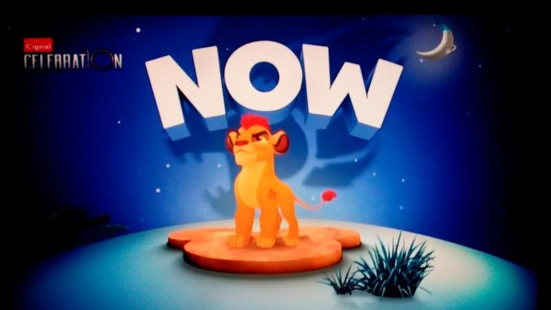 The Lion Guard Now Bumper Nighttime Disney Junior Asia