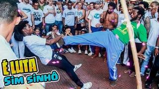 🔥🔥 Capoeira É LUTA // Os MELHORES momentos na RODA de Capoeira 🔥🔥