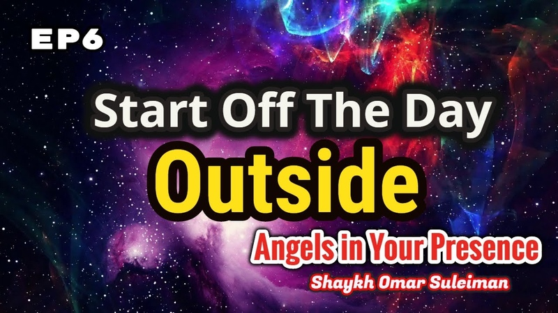 Say Beautiful Remembrance To Start Your Day Off Outside To Be Protected By Angels AIYP Ep 6