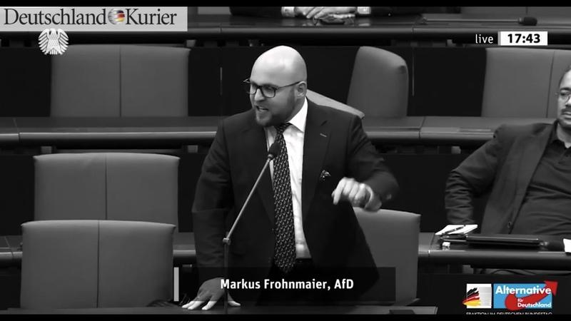 Frohnmaiers Frontbericht Der Deutschland Kurier präsentiert einen neuen Kolumnisten