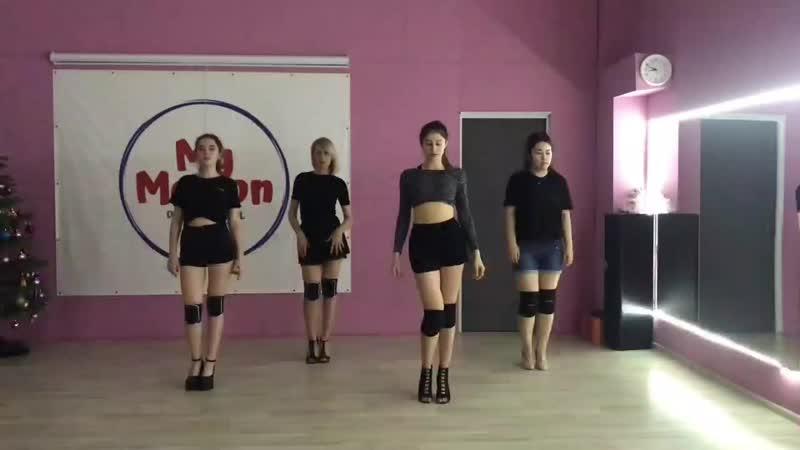 High Heels Dance    Yulia Dovgal