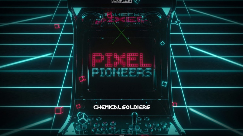 Chemical Soldiers Pixel Pioneers GBR078