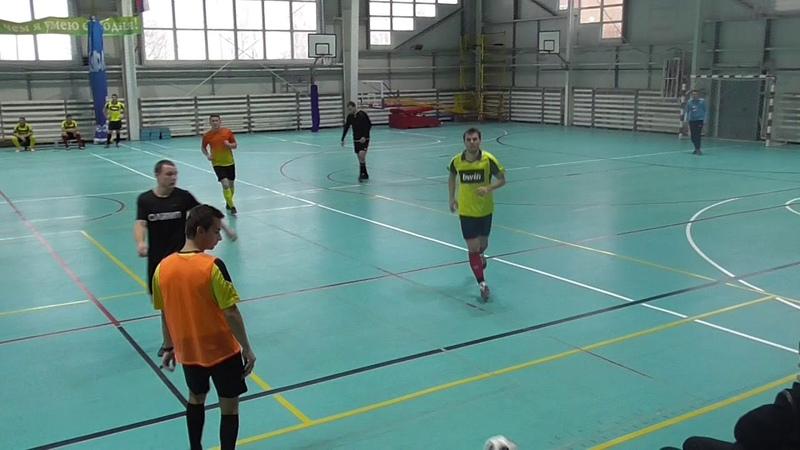 ФК Росва - ФК Стандарт 2 - 2 тайм