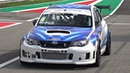 600HP Subaru WRX STi Time Attack Build with Precision Turbo 6 Speed Sequential ONBOARD @ Monza