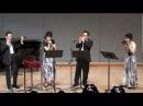 Sing Sing Sing - Ausgelassen Harmonica Quartet