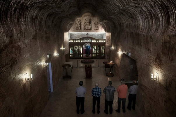 Самый богатый подземный город Кубер-Педи