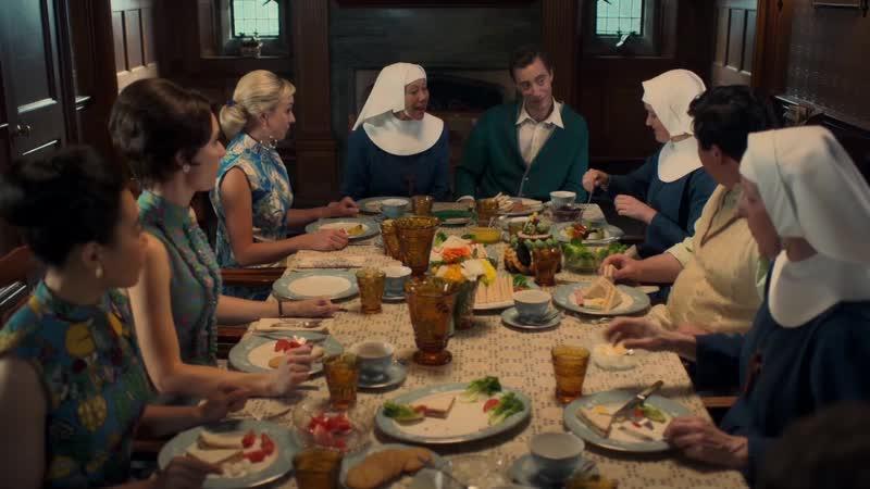S09 E04 Вызовите акушерку Call the Midwife 2020