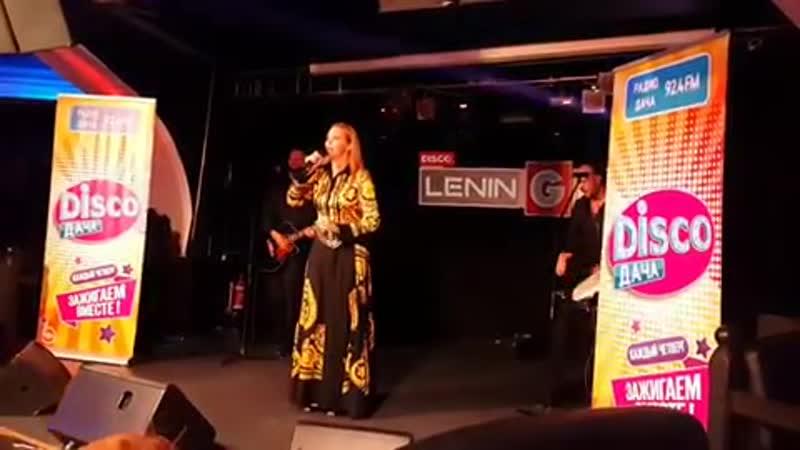 Варвара - Летала да пела (Вечеринка Радио Дача @ 06.06.19)