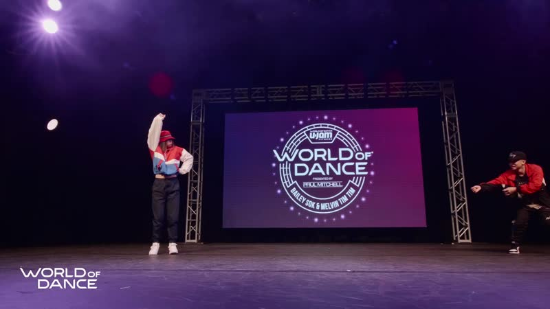 Bailey Sok Melvin Timtim FRONTROW World of Dance Championship 2019 WODCHAMPS19