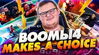 NAVI Boombl4 Делает Сложный Выбор (НАВИ Челлендж)