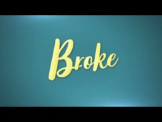 На мели  Broke трейлер озвучка Кураж-Бамбей