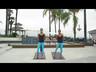 Total Body Band Workout with Lyndsey and Holly