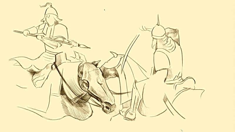 Крестовый поход кипчаков. Загадки истории