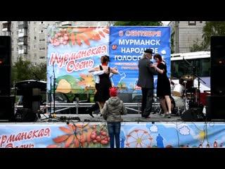 """abc-tango"" на фестивале «мурманская осень»!"