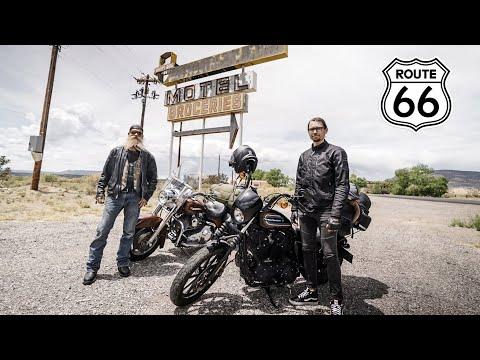 Путешествие с Американцем по США на Харлеях Дорога 66 Настоящие приключения GoodDAY