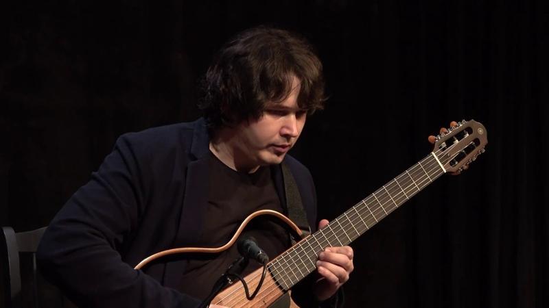 Золушка Алексей Архиповский на гитаре Владимир Гапонцев