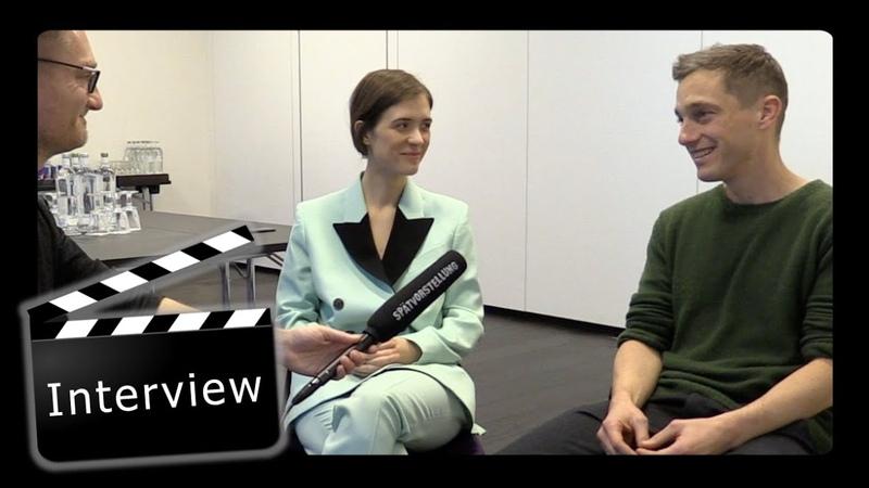 Interview mit Volker Bruch und Liv Lisa Fries zur Serie Babylon Berlin