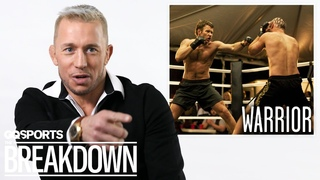 Georges St-Pierre Breaks Down MMA Scenes From Movies | GQ Sports