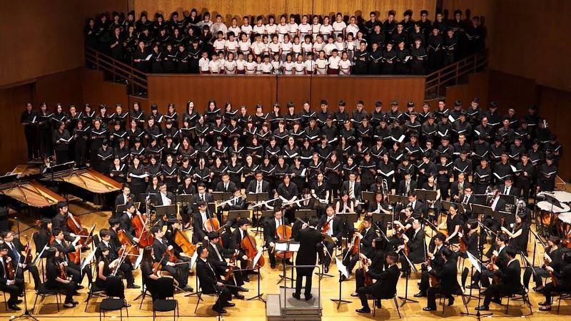 Ponte Singers Pilgrim's Chorus Tannhäuser by R Wagner